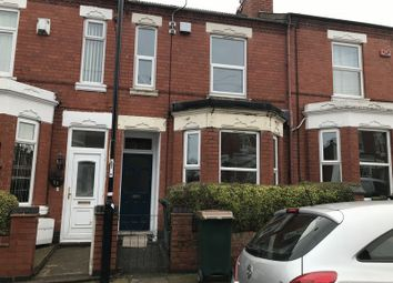 Thumbnail 3 bed terraced house to rent in Berkeley Road North, Earlsdon, Coventry