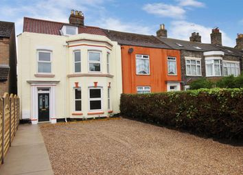 Thumbnail 5 bedroom end terrace house for sale in Southtown Road, Great Yarmouth