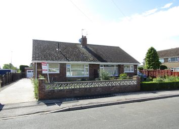Thumbnail 2 bed semi-detached bungalow for sale in Springfield, Howden
