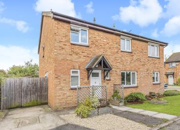 Thumbnail 2 bed semi-detached house for sale in Meadow Way, Yarnton, Oxford