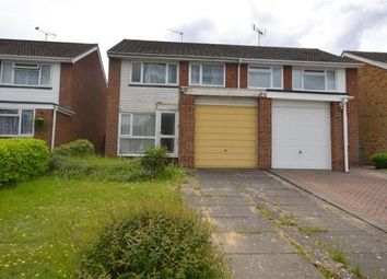 Thumbnail 3 bedroom semi-detached house for sale in Partridge Avenue, Yateley, Hampshire