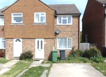 Thumbnail 3 bed semi-detached house to rent in Essenden Road, St Leonards-On-Sea