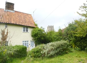 Thumbnail 2 bed property for sale in Main Road, Stratford St. Andrew, Saxmundham