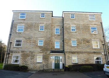 Thumbnail 2 bed flat to rent in Bishopdale Court, Halifax