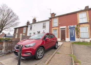 Thumbnail 2 bed terraced house to rent in Berechurch Road, Colchester