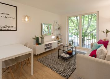 Thumbnail 1 bed flat for sale in 1 Varcoe Road, London