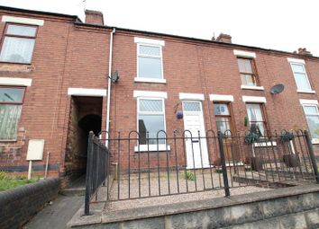 Thumbnail 2 bed terraced house to rent in Tutbury Road, Horninglow, Burton-On-Trent