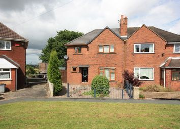 Thumbnail 3 bed semi-detached house for sale in Mary Hill Close, Kidsgrove, Stoke-On-Trent
