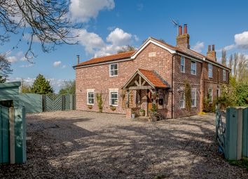Thumbnail 6 bed detached house for sale in Low Road, Thurlton, Norwich