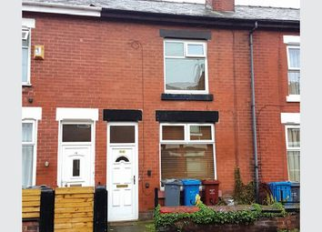 Thumbnail 2 bedroom terraced house for sale in 56 Bowler Street, Levenshulme, Greater Manchester