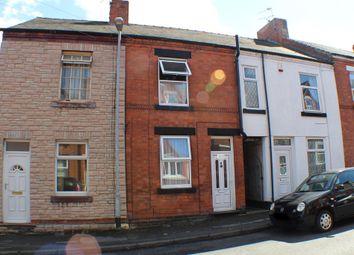 Thumbnail 3 bed terraced house for sale in Bentinck Street, Hucknall, Nottingham