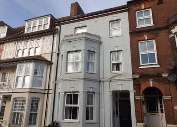 Thumbnail 2 bed flat for sale in Cromer, Norfolk, United Kingdom