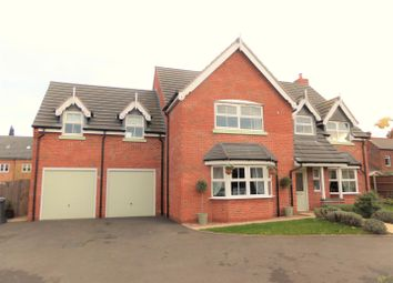 Thumbnail 5 bed detached house for sale in Off New Road, Armitage, Rugeley
