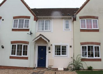 Thumbnail 2 bed terraced house to rent in Showell Park, Staplegrove, Taunton