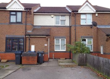 2 bed terraced house for sale in Priorygate Way, Bordesley Green, Birmingham B9