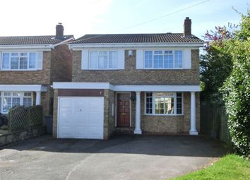 Thumbnail 3 bed detached house to rent in Lawford Grove, Shirley, Solihull