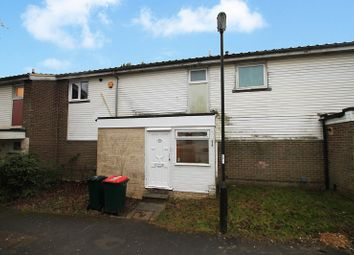 Thumbnail 3 bed terraced house for sale in Hope Court, Webb Close, Crawley, West Sussex.