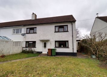 Thumbnail 3 bed semi-detached house for sale in Garth Lane, Rudry, Caerphilly