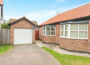 Thumbnail 2 bed bungalow for sale in The Brambles, Easington, Hull