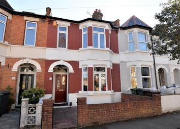 Thumbnail 3 bed terraced house to rent in Liverpool Road, Leyton, London