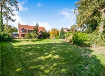 Thumbnail 4 bed detached house for sale in Griston, Thetford, Norfolk