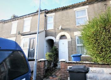 Thumbnail 3 bedroom terraced house to rent in Hotblack Road, Norwich