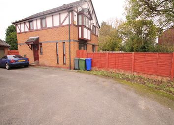 Thumbnail 4 bed detached house for sale in Dorchester Drive, Manchester