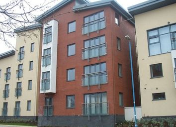 Thumbnail 2 bed property to rent in St. Christophers Court, Maritime Quarter, Swansea
