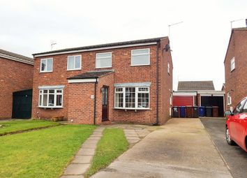 Thumbnail 3 bed semi-detached house for sale in Hillcrest, Derby