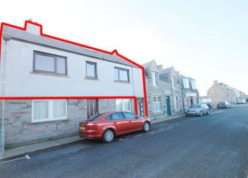 Thumbnail 3 bed flat for sale in 68, Union Street, Rosehearty Fraserburgh AB437Jq