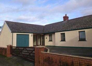 Thumbnail 4 bed detached bungalow to rent in Nyth Y Deryn, Tufton, Clarbeston Road
