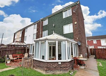 Thumbnail 5 bedroom end terrace house for sale in Newlyn Close, Bransholme, Hull