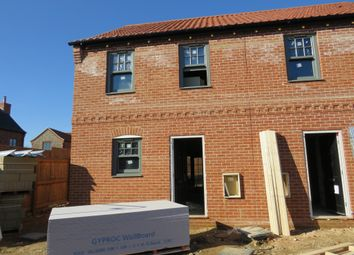 Thumbnail 2 bedroom semi-detached house for sale in Mundesley Beck, Mundesley, Norwich