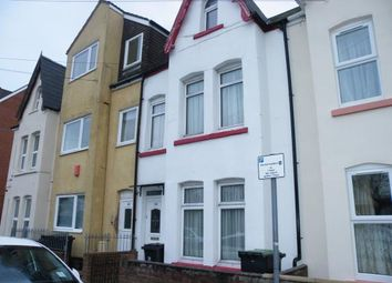 Thumbnail 3 bed terraced house for sale in Ranelagh Road, Weymouth