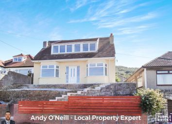 Thumbnail 3 bed detached house for sale in St. Catherines Road, Baglan