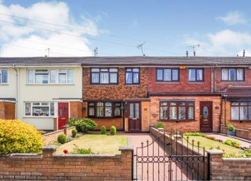 Thumbnail 3 bed terraced house for sale in Coalway Road, Walsall