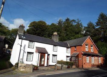 Thumbnail 6 bed detached house for sale in House And Cottage, Nr Corwen, Conwy