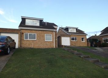 Thumbnail 3 bed bungalow for sale in Cranleigh Gardens, Whitstable, Kent
