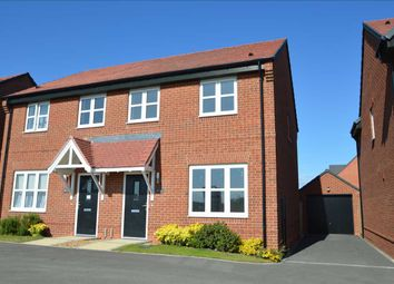 Thumbnail 3 bed semi-detached house to rent in Rose Way, Edwalton, Nottingham