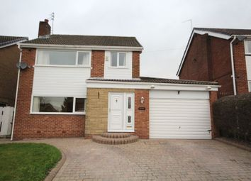 Thumbnail 3 bed detached house for sale in Bamford Way, Bamford, Rochdale