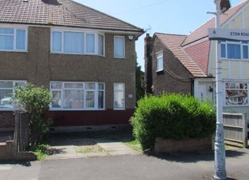 Thumbnail 2 bed semi-detached house for sale in Eton Rd, Harlington