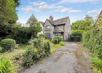 Thumbnail 3 bed semi-detached house for sale in Heyes Lane, Alderley Edge