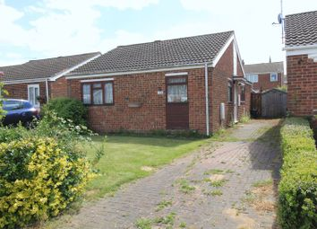 Thumbnail 2 bed detached bungalow for sale in Eastfield Drive, Hanslope, Milton Keynes