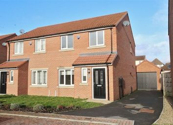 Thumbnail 3 bed semi-detached house to rent in Field View, South Milford, Leeds