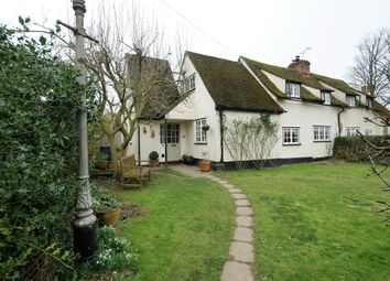 Thumbnail 3 bed semi-detached house for sale in Butlers Hall Lane, Thorley, Bishop's Stortford
