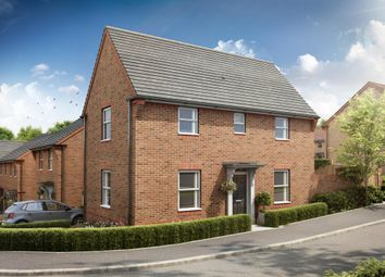 "Thumbnail 3 bed end terrace house for sale in ""Hatton"" at Mount Street, Barrowby Road, Grantham"