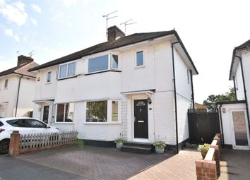 3 bed semi-detached house for sale in Harcourt Road, Camberley, Surrey GU15