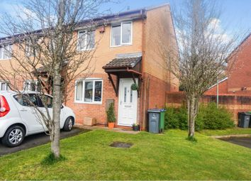 Chance Croft, Oldbury B68. 2 bed end terrace house for sale