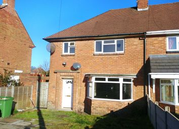 Thumbnail 3 bed semi-detached house to rent in Essex Road, Dudley