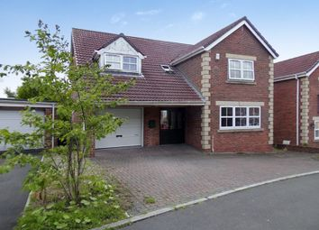 Thumbnail 4 bed detached house for sale in Rosedale, Northside, Birtley, Chester Le Street